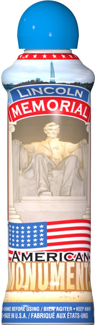 Abraham Lincoln Patriotic Bingo Ink