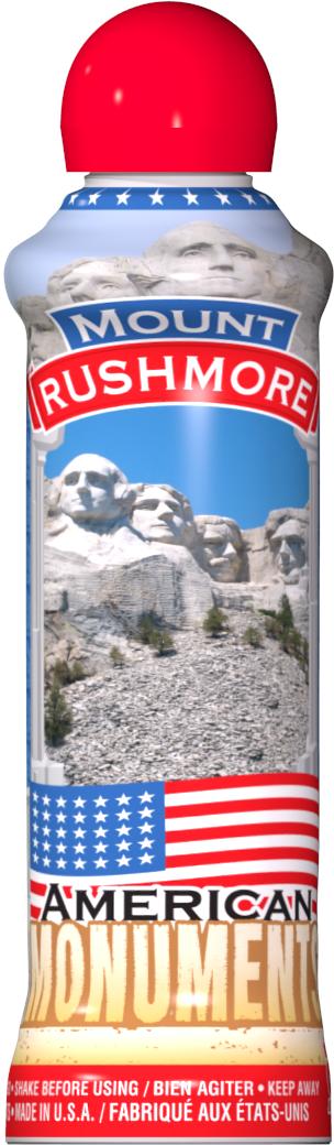 Mount Rushmore Patriotic Bingo Ink