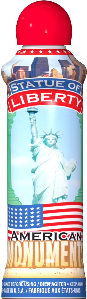 Statue of Liberty Patriotic Bingo Ink