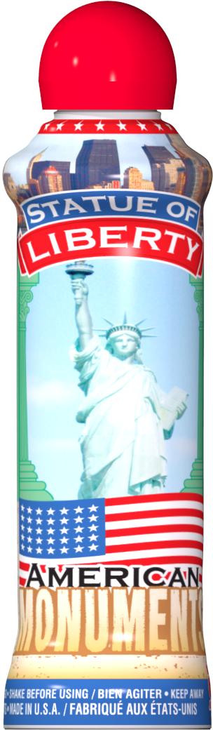 Statue of Liberty Patriotic Bingo Ink